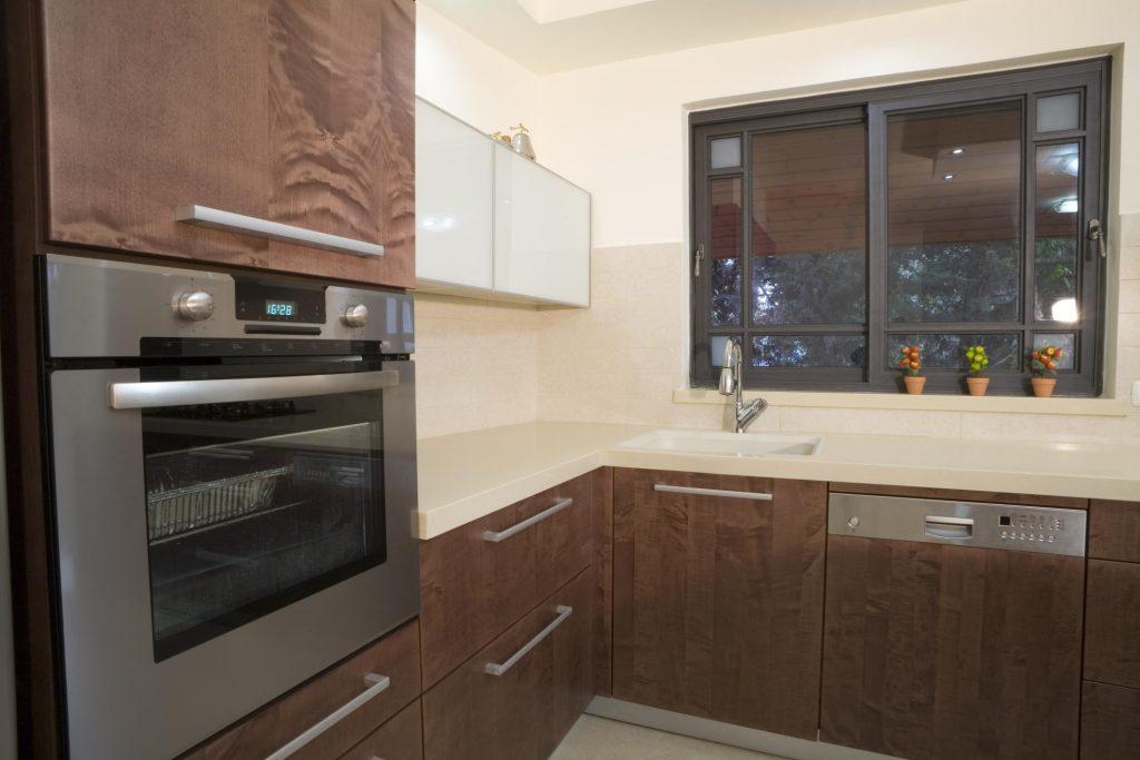 Cabinet Refinishing Edmonton - Kitchen Cabinet Refinishing 1